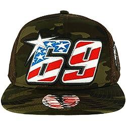 df7b48df6eac1 Gorra motogp Nicky Hayden 69 Moto GP 2018
