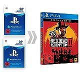 PSN Guthaben-Aufladung für Red Dead Redemption 2 Special Edition | PS4 Download Code - deutsches Konto