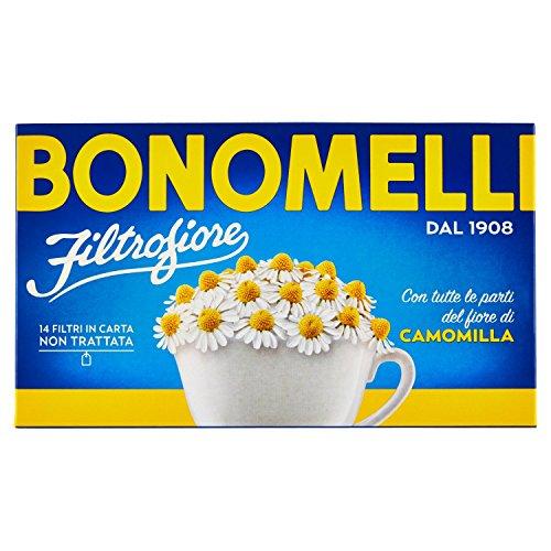 Bonomelli Filtrofiore Tutte le Parti del Fiore di Camomilla - 14 Filtri