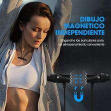 Auriculares-Bluetooth-Deportivos-Inalmbricos-Magntico-couteur-Bluetooth-41-In-Ear-HiFi-Estreo-Cancelacin-de-Ruido-Sweatproof-IPX4-para-iPad-iOS-Android-Smartphones