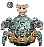 Figurine - Funko Pop - Overwatch - Wrecking Ball 15 cm