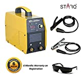 STARQ ISO Certified MMA Portable Professional Copper Inverter Welding Machine 200 Ampere with cable (Color As Per Availability)