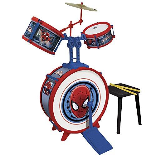 Set de batería Spiderman