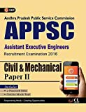 APPSC (Assistant Executive Engineers) Civil & Mechanical Engineering (Common) Paper II - Includes 2 Mock Tests