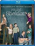 Young Sheldon: Complete Second Season (2 Blu-Ray) [Edizione: Stati Uniti]