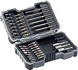 Bosch Professional - Set de 43 unidades para atornillar