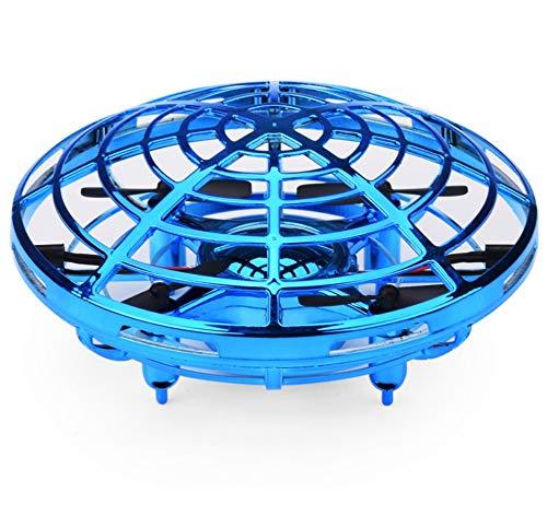 Mini Droni, Interactive UFO Flying Ball Giocattoli per Bambini e Adulti Sensing a infrarossi Gesto...