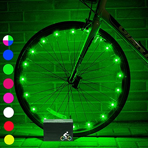 My-My LED Luci della Ruota della Bici per i Bambini, Luci della Ruota della Bici per i Bambini...