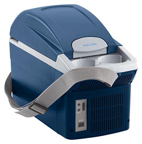 Mobicool T08 DC Frigo Portatile termoelettico, colore blu / grigio scuro, 8 litri circa