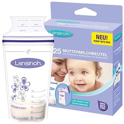 Lansinoh Muttermilchbeutel 99204 - 25er Set