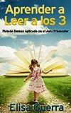 Aprender a leer a los 3: Método Doman Aplicado en el Aula Preescolar