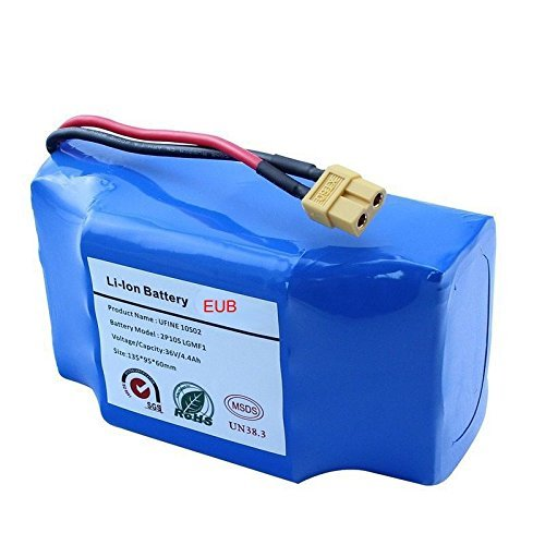 081 Store - Batteria di Ricambio per Smart Balance Wheels Power Battery