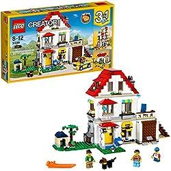 LEGO Creator - Villa familiar modular (31069) Juego de construcción