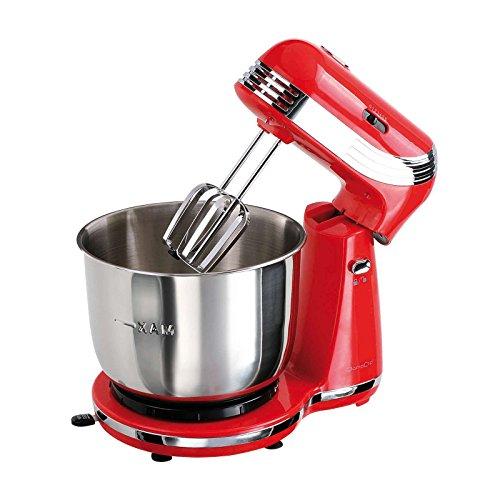 Robot da Cucina con ciotola in acciaio inox 3litri Impastatrice ruehrmaschine (250Watt,...