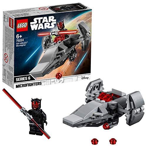 LEGO Star Wars - Micorfighter Sith Infiltrator, 75224