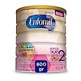 Enfamil Premium 2 - Leche infantil de Continuacion para Lactantes bebés de 6 a 12 Meses, 800 g