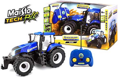 MAISTOTECH Maisto Tech-82026 Radio Control Tractor New Holland (82026