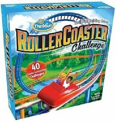 Think Fun- Roller Coaster, Colore No, 11248