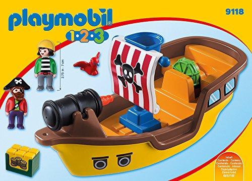 PLAYMOBIL 9118 – Piratenschiff - 3