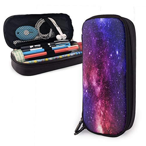 Universe e Starry Sky, astuccio, portapenne e cancelleria, antiurto, per scuola, studenti, ragazze,...