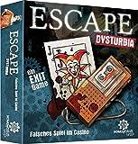 Homunculus Verlag Escape Dysturbia: Falsches Spiel im Casino. Exit Game für zu Hause