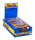 PowerBar Protein Plus Low Sugar, Chocolate-Brownie 30 Stück