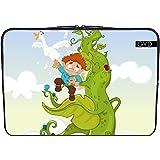Funda de neopreno NetBook / portátil 11.6' pulgadas - Jack Y Las Habichuelas Magicas by Los dibujos de Alapapaju