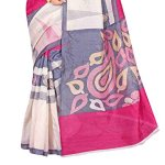 Winza Designer Cotton Saree with Blouse Piece