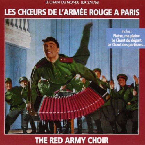 CHOEURS DE L'ARMEE ROUGE