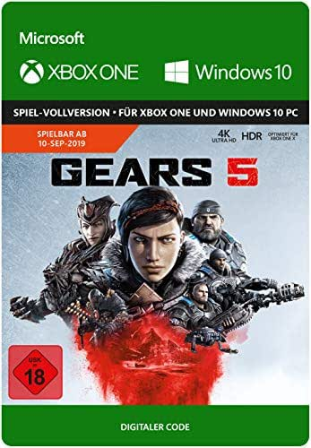 Gears 5 – Standard Edition – Pre-load | Xbox One/ Windows 10 Download Code