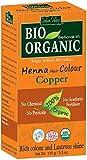Indus Valley Henna Tinte para el cabello Cobre 100% Bio Orgánico Triple tamizado Microfine Polvo (Copper)
