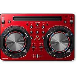 Pioneer WEGO3 - Ddj- rojo controlador dj