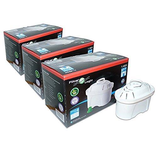 FilterLogic FL402 water filter cartridge bundle (12 months of FilterLogic FL402) (12 cartridges)