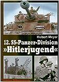 """12. SS-Panzer-Division """"Hitlerjugend"""" (Band 1 & 2 komplett als gemeinsamer Text- und Bildband im Atlas-Großformat)"""