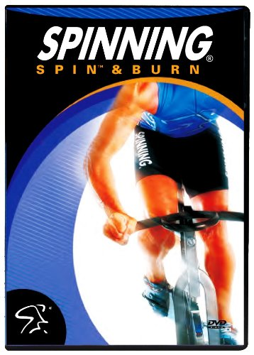 Spinning Spin and Burn DVD