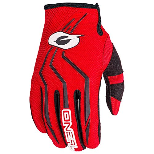0392-310 - Oneal Element 2018 Motocross Gloves L Red