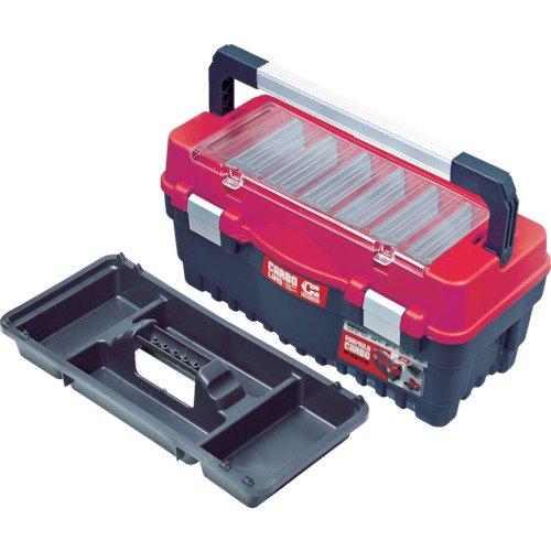 Cassetta degli attrezzi a forma di pescatore valigetta Formula Carbo RS all Flex 600 rosso