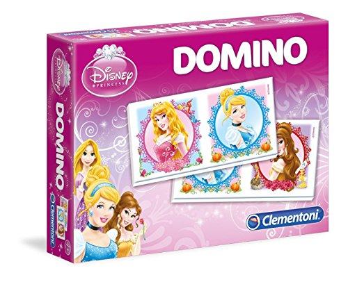 Clementoni - Domino Principesse