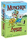 USAopoly USOMU085-359 Munchkin Adventure Time, Mixed Colours