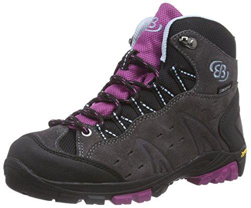 Bruetting Mädchen Mount Bona High Kids Trekking- & Wanderstiefel,...