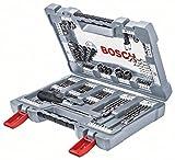 Bosch 2608P00236 Pro 105tlg. Bohrer- und Bit-Set Premium, 105 Stück