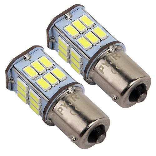BA15S 1156 P21W Lampadina LED 10-80V Ampia tensione 5 watt, 50W equivalente, luce bianca per luce di...