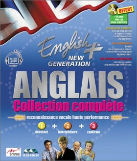 Coffret English+ 2001