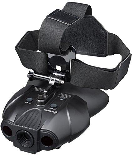Bresser digitale dispositivo di visione notturna binoculare 1X con costruito in batteria e...