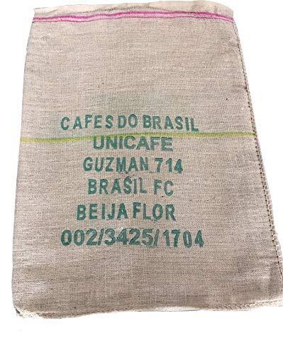 Saboreateycafe Cafe Sacco di Origine Colombia e Iuta dell'Assia 70 x 100cm, divani in Tessuto...