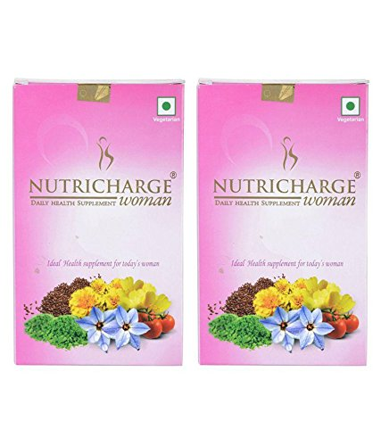 Nutricharge Daily Health Suppliment For Women (Pack Of 2)
