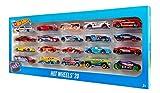 Fisher-Price Hot Wheels - Vehicules miniatures - Coffret 20 véhicules- Modèle aléatoire