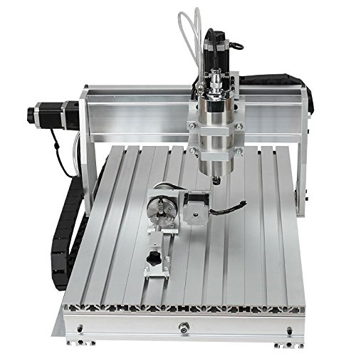 ChinaCNCzone 6040 3-axis CNC Router Engraver (2200 W)