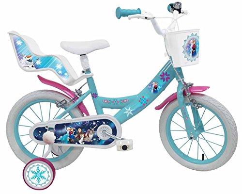 Disney 17223-16 Bicicletta Frozen