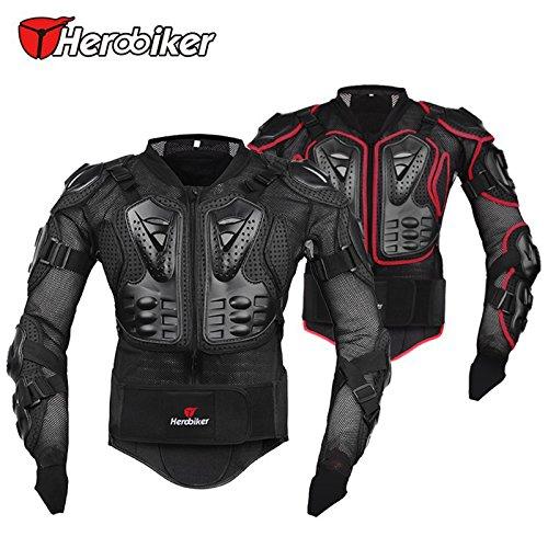 oshide Motorrad Schutz Protektoren Motorradjacke Hemd Brustschutz Fallschutz Schutzjacke M-XXXL 1